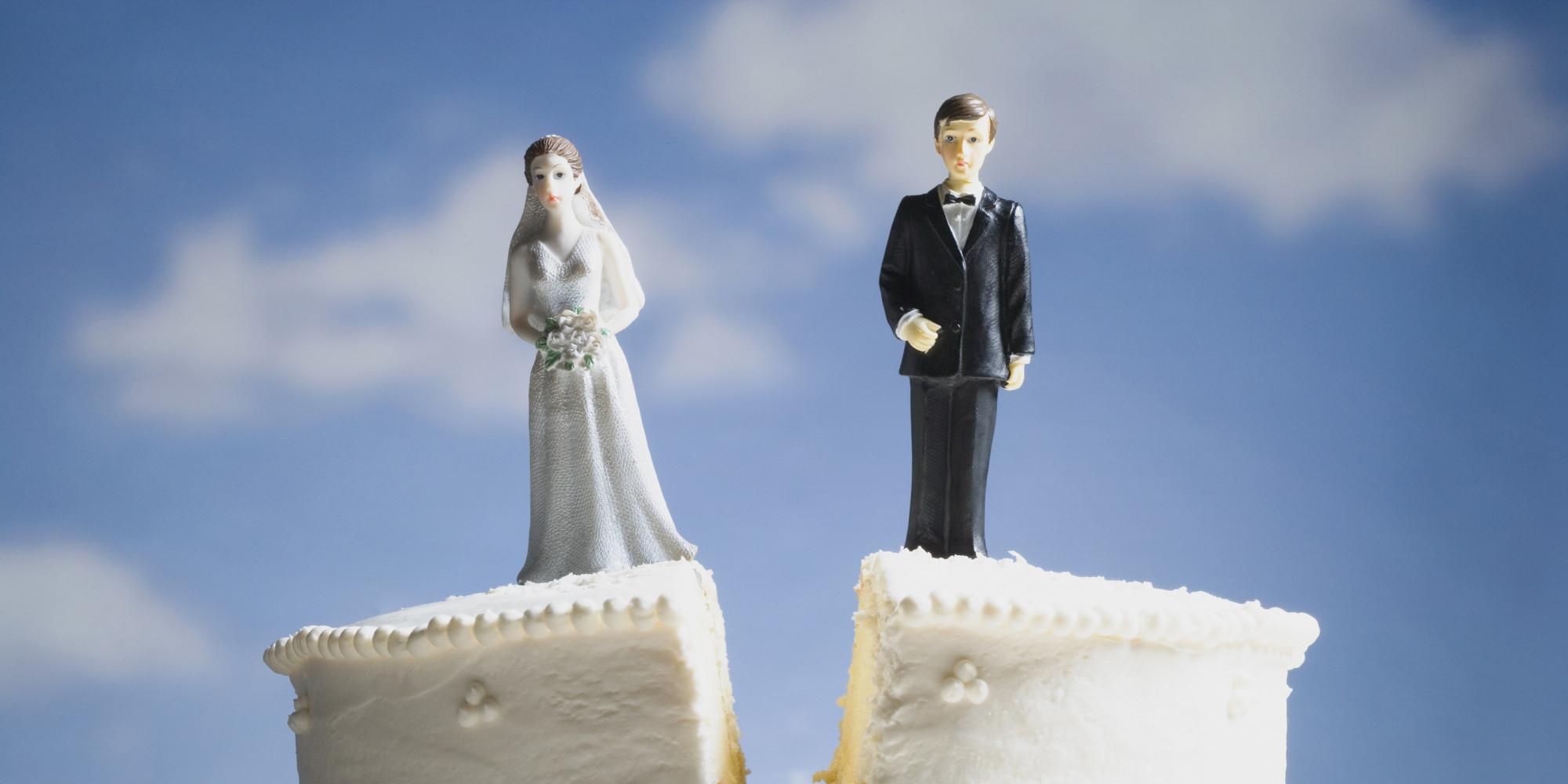 psicologia del divorzio e della separazione