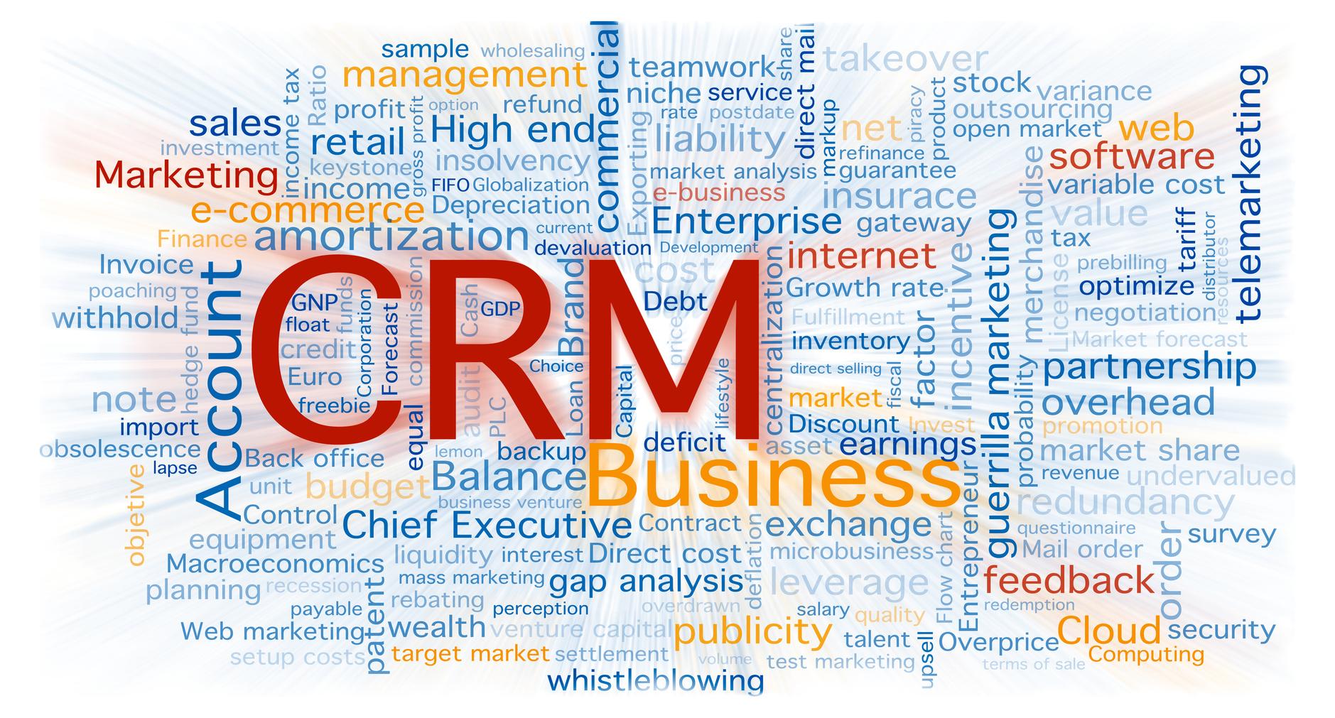 sisema gestione crm siti internet